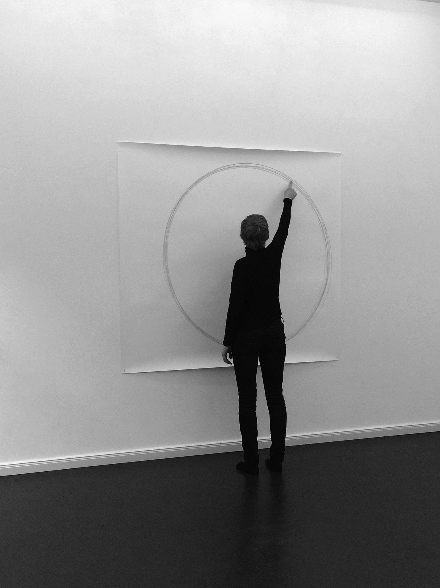 Saskia Wendland Enter While Circling